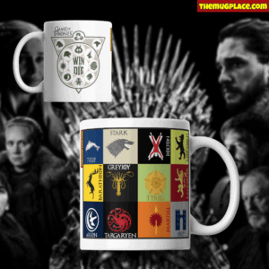 Game of Thrones 12 Houses