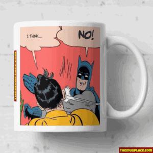 Robin slap mug