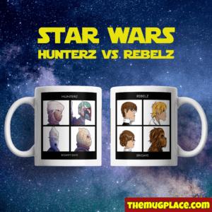 Star Warz - Star Wars meets Gorillaz