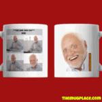 Harold Meme Mug