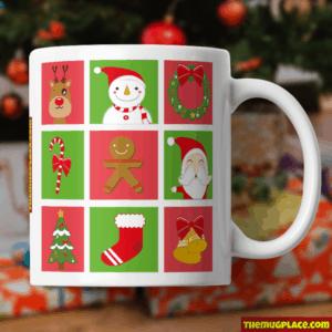 Christmas mug for kids