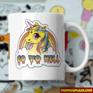Go to Hell Unicorn