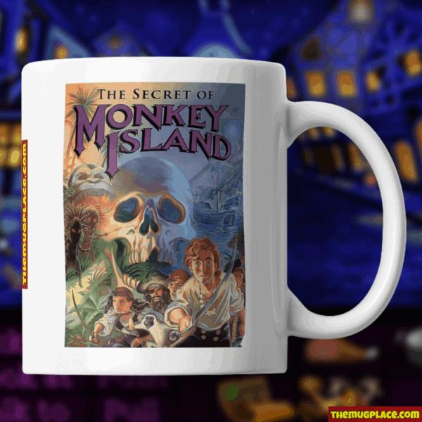 The Monkey Island Mug