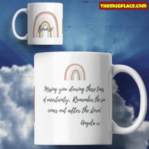 Personalised Message on a Mug