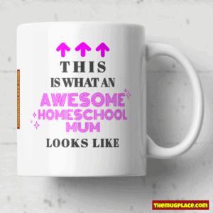 Homeschool Mum mug