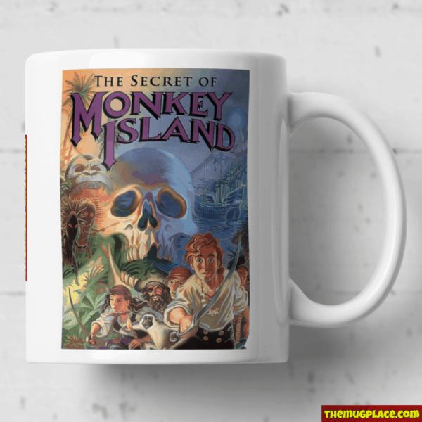 The Secret of Monkey Island Mug