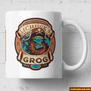 LeChuck's GROG Big Whoop Brewery