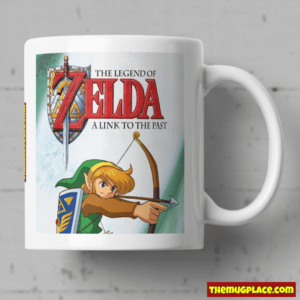 The Leyend of Zelda: A link to the past