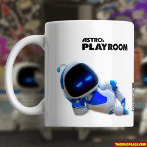 Astro Bot Gaming mug